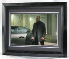 A53JSM JASON STATHAM  SIGNED-  FAST AND FURIOUS 7